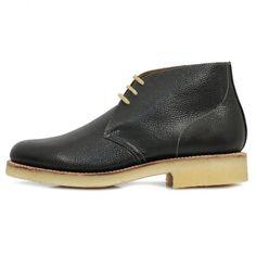 7557dea2d90f6f Grenson Oscar Black Chukka Boot 5095 426