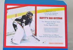 Invite Bar Mitzvah Invitations, Bat Mitzvah, Things To Think About, Hockey Cards, My Favorite Things, Invite, Graduation, How To Make, Fun