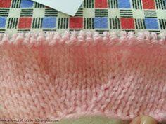 Sapatinho de Trico Passo a Passo      Sapatinho de tricô passo a passo: Este sapatinho de tricô passo a passo  também pode ser visto no b...