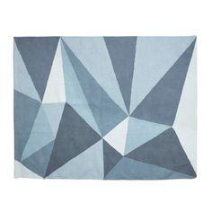 Sebra Vloerkleed 155 cm - Blauw Room Carpet, Baby Room, Little Ones, Quilts, Blanket, Rugs, Interior, Home Decor, Woven Rug
