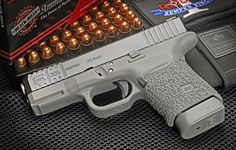 Glock 30S texture grip reduction beavertail and advanced finishes. That makes for a great carry gun!
