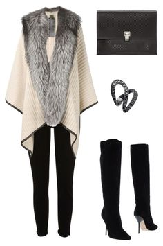 """""""Snug"""" by megfitz92 on Polyvore featuring River Island, Mr & Mrs Italy, Jimmy Choo and Proenza Schouler Blonde Fashion, Mr & Mrs Italy, Mr Mrs, Proenza Schouler, Blondes, Snug, Jimmy Choo, River Island, Fashion Looks"""