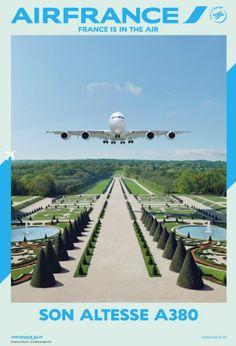 Air France ou les plaisirs à la française - MARQUE - l'ADN