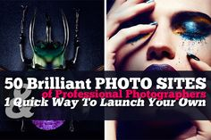 50 Brilliant Photo Sites of Professional Photographers & 1 Quick Way To Launch Your Own http://photodoto.com/50-brilliant-photo-sites-of-professional-photographers-1-quick-way-to-launch-your-own/