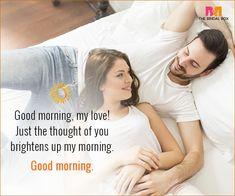 Good morning love quotes for husband truly work! You can write him a msg on the mirror or do an embarrassing 'good morning love quotes for husband' routine. Good Morning Kiss Images, Good Morning Couple, Good Morning Romantic, Good Morning Kisses, Good Morning Boyfriend Quotes, Good Morning Love Messages, Good Morning Quotes For Him, Love My Wife Quotes, Sexy Love Quotes