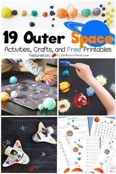 Petitandsmall Com Amazing Space Crafts