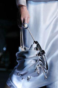 Giorgio Armani Spring 2012 Ready-to-Wear New Handbags, Handbags On Sale, Purses And Handbags, Giorgio Armani, Bling Bling, Fashion Bags, Fashion Accessories, Cheap Fashion, Glamorous Chic Life