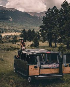 Van Life, Kombi Home, Applis Photo, Van Living, Camper Life, Travel Aesthetic, Adventure Is Out There, Motorhome, The Great Outdoors