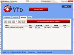 Come scaricare video in alta definizione con YTD YouTube