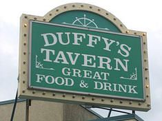 <3 Duffy's Tavern <3 130th Street, Ocean City, Maryland. I worked at a local tavern between Ellwood City and Zelienople, PA called Duffy's Tavern