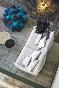 Patricia urquiola - want this one! so chic  GENTRY MOROSO