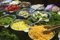 How to set up a buffet service from ehow