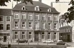 Van Hasseltkade - Patriciërshuis op nummer 20