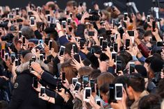 Smartphone Use May Lead to Addiction, Loneliness, Depression From VOA Learning English, this is the Health & Lifestyle report. Nearly billion people around the world used a smartphone i. Paris Fashion Week, Cool Pictures, Funny Pictures, Smartphone Hacks, Android Smartphone, Cell Phone Reviews, Phone Shop, Back In The Game, Star Wars
