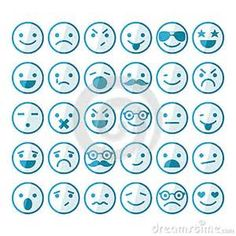 Pin Emotions Faces For Kids Printable Cake on Pinterest