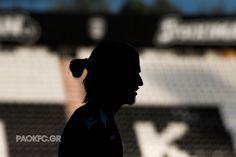 #Prijovic #PAOK #football Silhouette, Football, Futbol, American Football, Soccer Ball, Soccer, Silhouettes