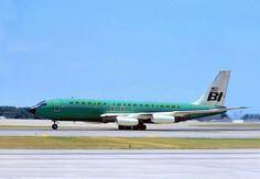 Braniff International - Boeing 707