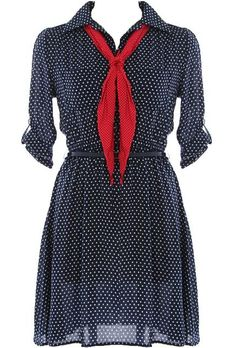 I bet rosie the riveter would wear this...and so would I!