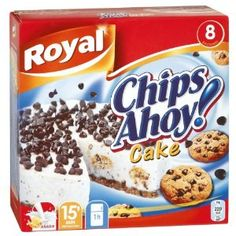 Royal - Chips Ahoy! Cake 'Backmischung' - 290 GR: 4,99 €