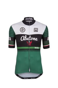 92e1c889f Buy Santini Giro d Italia 2015 Stage La Spezia - Abetone Short Sleeve Jersey  - Green here at ProBikeKit UK - with great prices on bikes