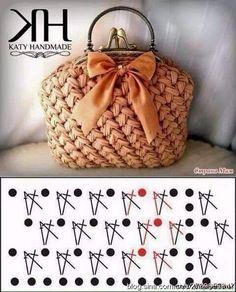 Marvelous Crochet A Shell Stitch Purse Bag Ideas. Wonderful Crochet A Shell Stitch Purse Bag Ideas. Crochet Clutch, Crochet Handbags, Crochet Purses, Crochet Bags, Crochet Stitches Patterns, Crochet Designs, Crochet Shell Stitch, Crochet Diy, Yarn Bag