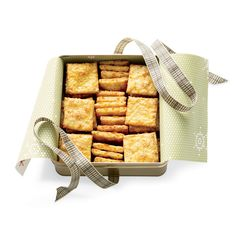 Make-ahead snacks and gifts from Food - great as gifts or for entertaining!