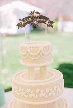 Unique Wedding Cake Topper Ideas   Brides