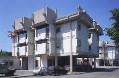 Case popolari di Sorgane by Leonardo Savioli, Leonardo Ricci and Ferdinando…