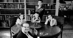 Shirley Jackson wrote 17 books while raising four children — and she couldn't have had a successful career without them.
