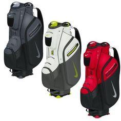 New For 2014 - Nike Golf Performance Cart II Bag - 14 Way Divider - Trolley Bag