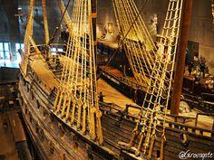 Cosa vedere a Stoccolma: il museo Vasa, attrazione imperdibile! Fair Grounds, Fun, Travel, Museum, Pictures, Viajes, Destinations, Traveling, Trips