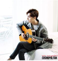 Roy Kim Eddy Kim, Kim Sang Woo, Solo Male, Eric Nam, Cosmopolitan Magazine, Kpop, Korean Celebrities, Korean Men, Hot Boys