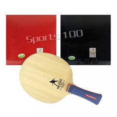 Pro Combo Racket Sanwei M8 With 2x 729 General table tennis Rubber With Sponge for one paddle Long Shakehand FL|Table Tennis Rackets| - AliExpress