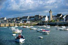 Les grands itinéraires vélo en Bretagne