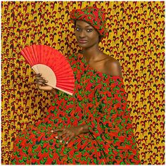 Omar Victor Diop Photographer Fine Art Fashion  quite like khinde wiley non?