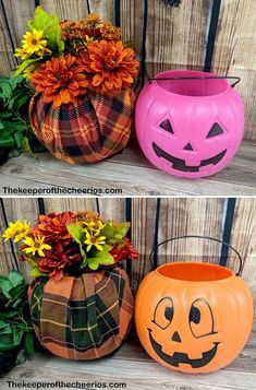 Theme Halloween, Fall Halloween, Halloween Crafts, Halloween Ideas, Halloween Decorations, Harvest Decorations, Homemade Halloween, Halloween Halloween, Dollar Tree Fall