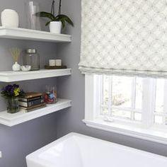 contemporary bathroom by Q. Design - Drapery & Design Resource Centre