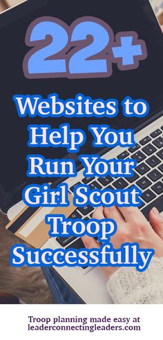I get asked a lot what other resources are out there for Girl Scout leaders other than my site. I have done a lot of digging on the web and have found some really good places to go to get not only ideas, but also planned programs just like I offer here at Leader Connecting Leaders.