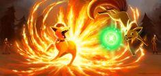 EndRun+Battle+-+Firefox+by+arkeis-pokemon.deviantart.com+on+@deviantART