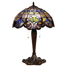 Found it at Wayfair - Tiffany Victorian Table Lamp in Copper