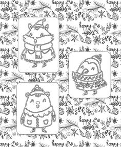 Check out these Free Christmas Coloring Sheets. Two cute and cozy sheets perfect for 25 Days of Christmas or Elf on the Shelf activities.
