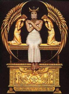Isis diosa de la maternidad, fertilidad, curación y magia la diosa mas importante del antiguo Egipto