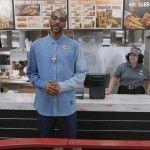 Snoop Dogg präsentiert die Grilled Dogs bei Burger King
