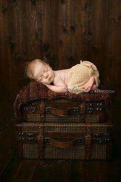 Newborn Photo Prop Newborn Mini Blanket Newborn by natalya1905, $45.00