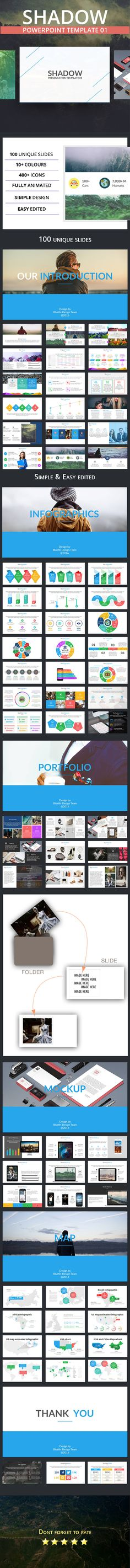 Shadow 01 - Powerpoint Template. Download here: http://graphicriver.net/item/shadow-01-powerpoint-template/16496585?ref=ksioks
