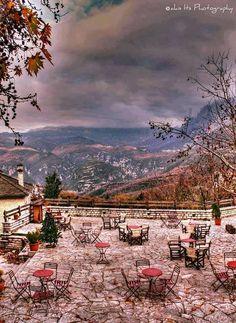 Aristi, Zagorohoria Places Around The World, Around The Worlds, Places To Travel, Places To Visit, Greek History, Athens Greece, Greece Travel, Solo Travel, Travel Around
