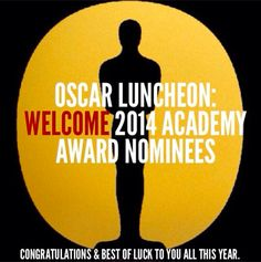 30 best 2014 oscar nominee luncheon images 2014 oscar nominees rh pinterest com