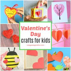 If you are looking for some love themed projects to do in the classroom or at home this Valentines Day Crafts for Kids list is packed with simple craft ideas for all generations. We love sharing all kinds of art and craft ideas, so you'll find simple projects toddlers and preschoolers can easily do, crafts that …