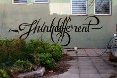 'Calligraffiti' by Greg Papagrigoriou