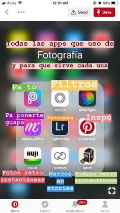 Photography Editing Apps, Photography Tips, Photo Editing, Creative Instagram Stories, Instagram Story, Instagram Feed, Instagram Editing Apps, Photo Video App, Iphone App Layout